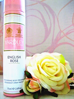 Yardley London English Rose Deodorant