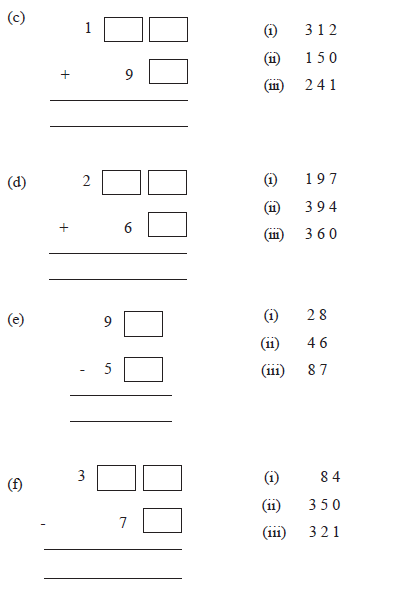 Try This - 5th Class Mathematics - Page No 12