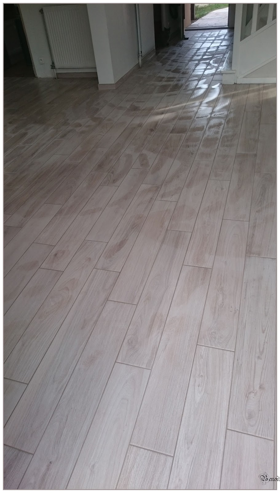 Beno t carrelage carrelage style parquet for Carrelage style