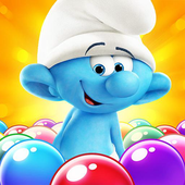 Download Game Smurfs Bubble Story v1.0.1914 Mod Apk