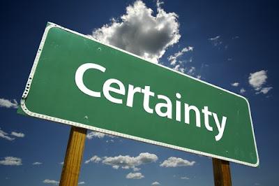 Materi dan Soal Bahasa Inggris Asking for Certainty Kelas  Materi dan Soal Bahasa Inggris Asking for Certainty Kelas 9 SMP