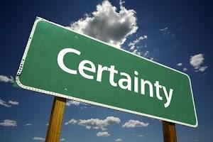 Materi dan Soal Bahasa Inggris Asking for Certainty Kelas 9 SMP