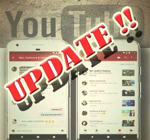"""Fitur Baru Aplikasi YouTube, Tak Perlu """"Copas"""" Link Untuk Membagikan Video dan Bisa Buat Percakapan Grup"""