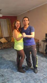 Instructor de baile popular, clases a domicilio de baile en Heredia