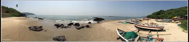 Chota Khavane Beach