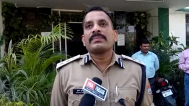 कृष्ण कुमार वीके (एसएसपी हरिद्वार)