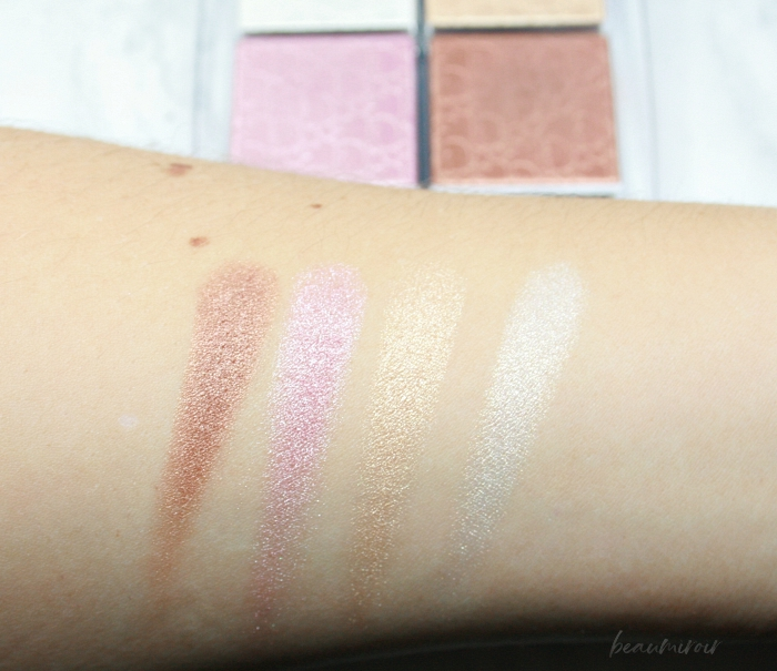 Backstage Glow Face Palette -  001 Universal by Dior #17