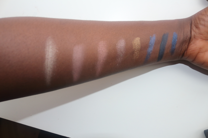 Tomi Kay Does Beauty Makeup Revolution Fortune Favours The Brave Review Swatch