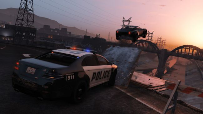 gta 5 play as cops mod