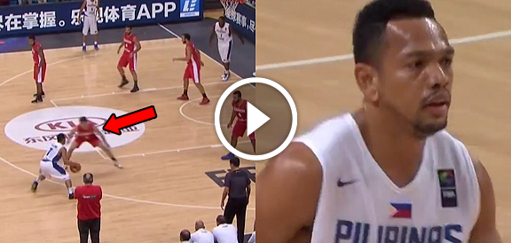 Jayson Castro's INSANE Double Crossover Against Lebanon (VIDEO) FIBA Asia 2015
