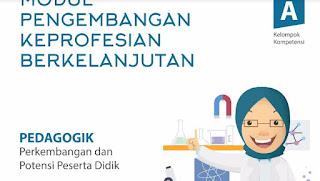 Modul SIM PKB IPA 2017 Kompetensi Pedagogik dan Profesional
