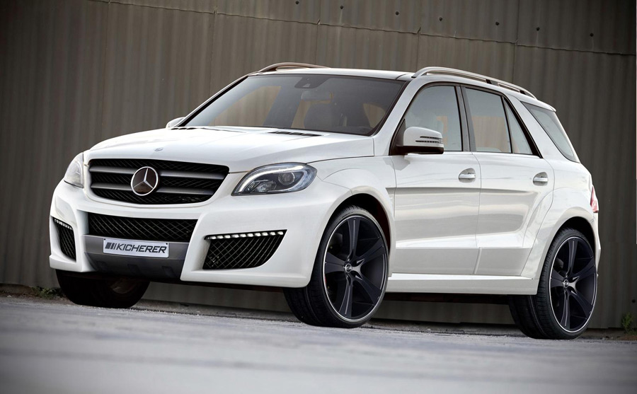 Mercedes M-Class by Kicherer