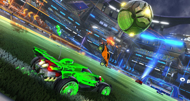 Rocket League Tournaments Beta