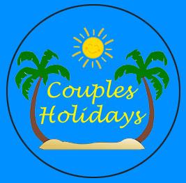 Couple Holidays Logo