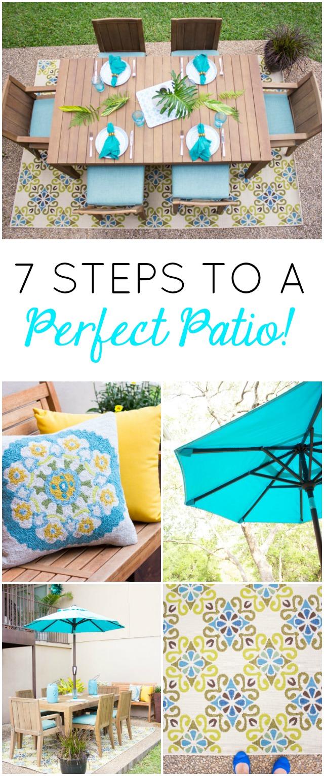 Easy Patio Decorating 7 Easy Outdoor Patio Decorating Ideas Design Improvised