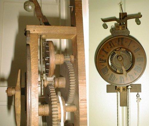 Com a descoberta do Foliot, o primeiro escapamento relativamente confiável  aplicado nos relógios mecânicos - época e autor desconhecidos - os ... 8c7f28fdde