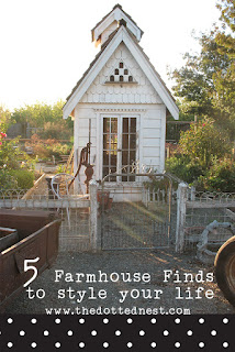 Farmhouse Style Finds