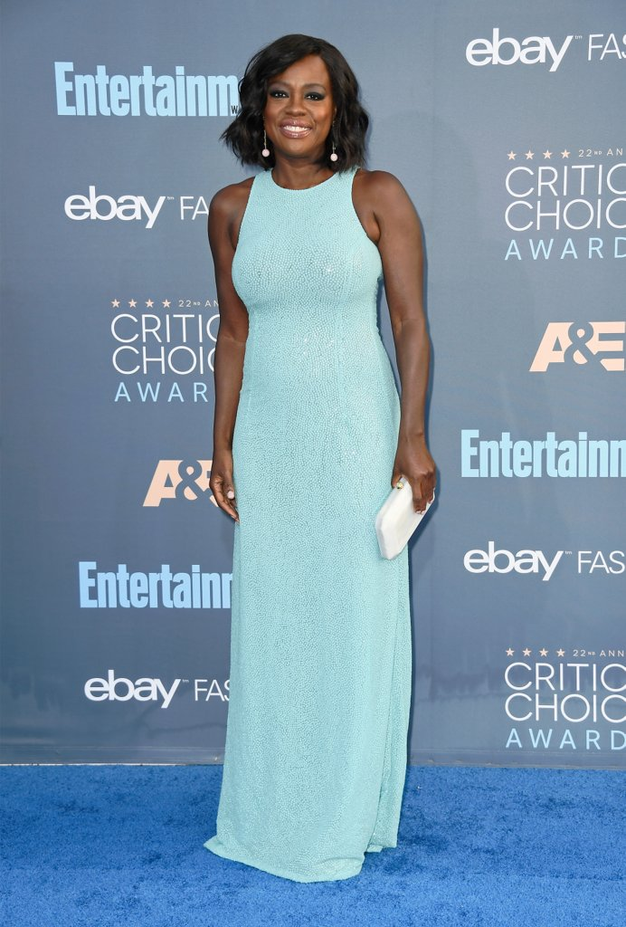 Critics Choice Awards 2016, Viola Davis