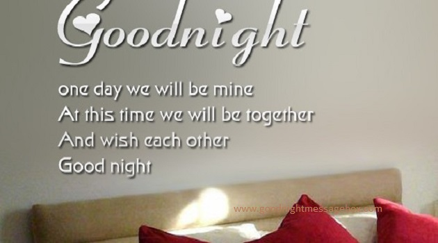 Best 45 Unique Love And Romantic Good Night Quotes For Her - Best Good ...