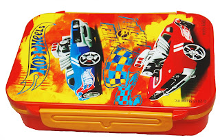 Hot Wheels Back To School Lunchbox
