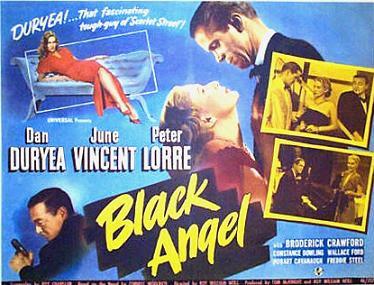 Αποτέλεσμα εικόνας για black angel (1946)