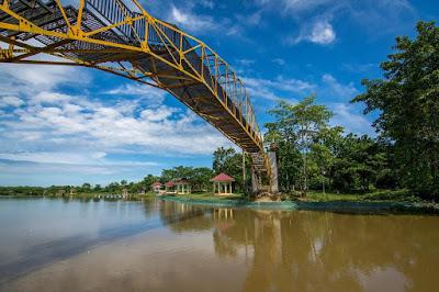 Jembatan Danau Meduyan