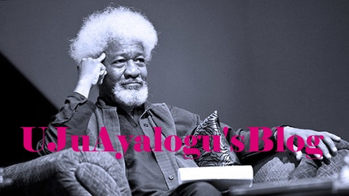 Wole Soyinka goes to Trump's America less than a year after tearing US Green Card