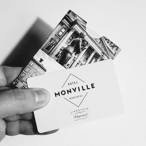 Hotel Monville Montreal Quebec