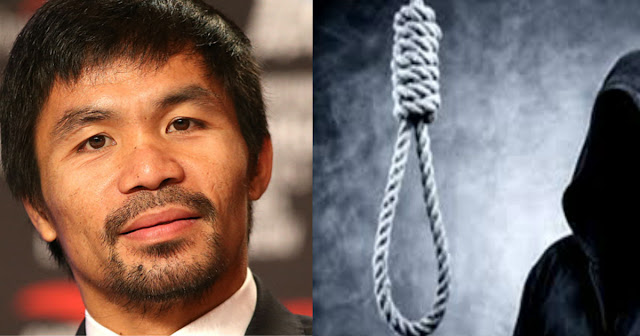Isang Kilalang Pastor at Boxer hindi lang sa Pinas pati sa ibang bansa Pumabor sa Death penalty?