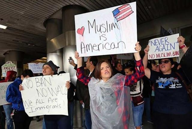 Kebijakan Trump dan Kebangkitan Politik Muslim AS