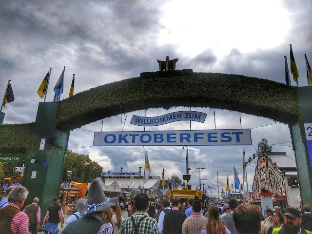 Oktoberfest Munich