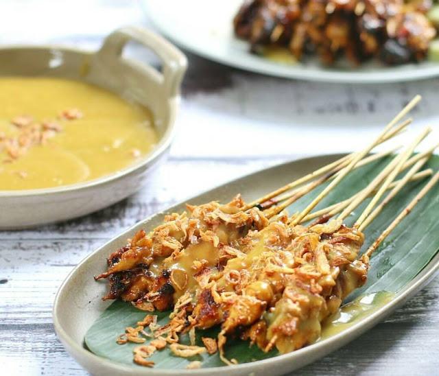 Sate Ayam Padang