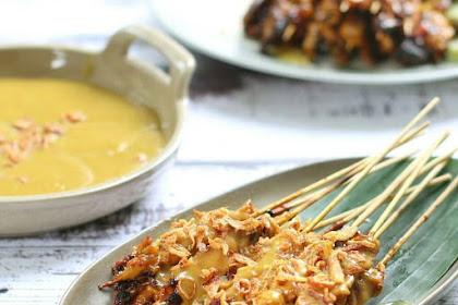 Resep & Cara Membuat Sate Ayam Padang