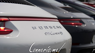 Porsche 911 Carrera 4S Rear
