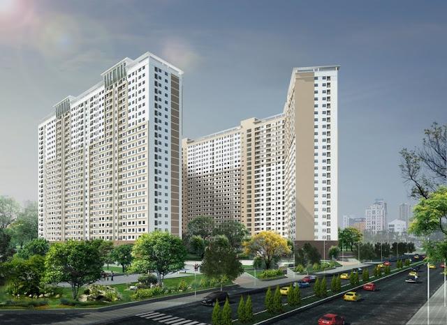 Chung cư Xuân Mai Spark Tower - Dương Nội