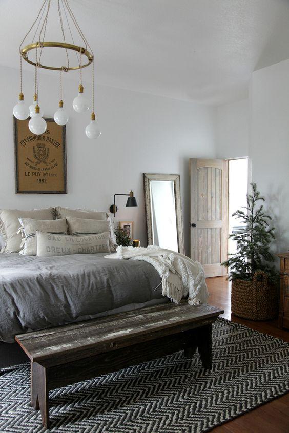 image result for jeanne oliver bedroom modern light modern farmhouse