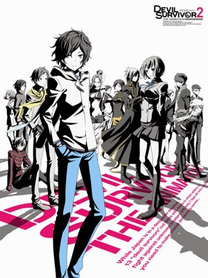 Devil Survivor 2 The Animation (Anime)