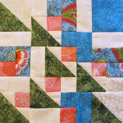 free quilt pattern from The Quilt Ladies