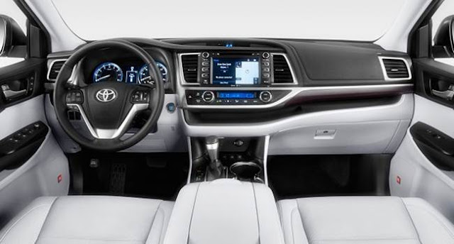 2018 Toyota Kluger Review, Changes