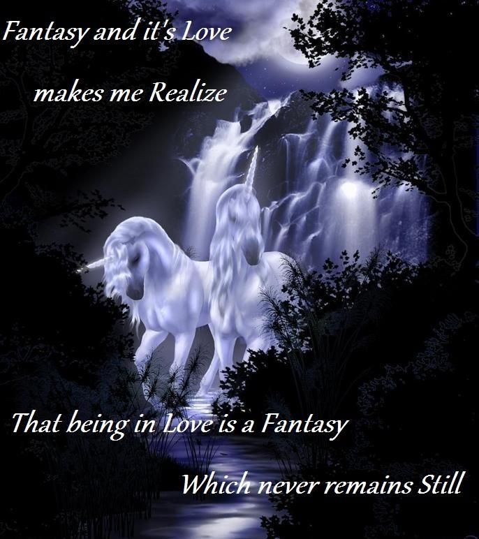 Love Fantasy Quotes
