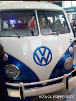 Eventoneta alquiler furgo volkswagen clásica boda
