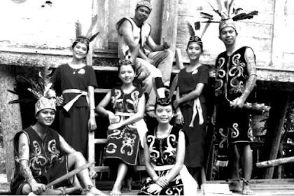 Sejarah Asal Usul Suku Dayak Kalimantan Indonesia