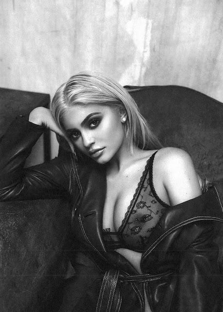 Kylie Jenner, lancement de The Kylie Shop
