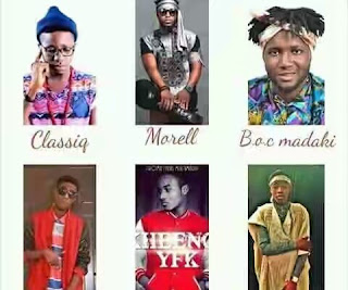 Top Hausa Hip hop Rappers