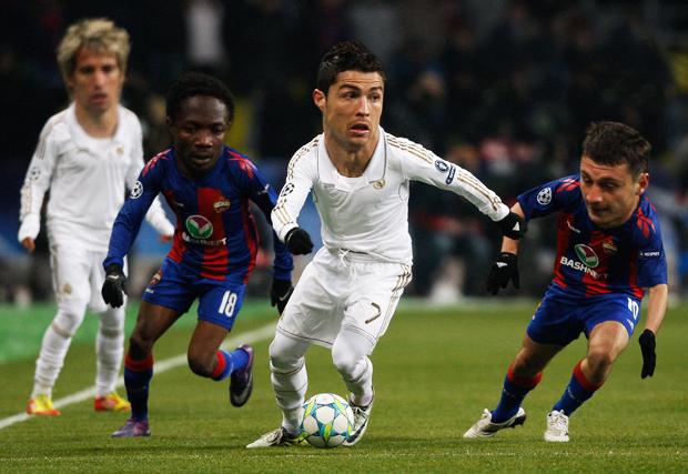 Cristiano Ronaldo | Ximinia