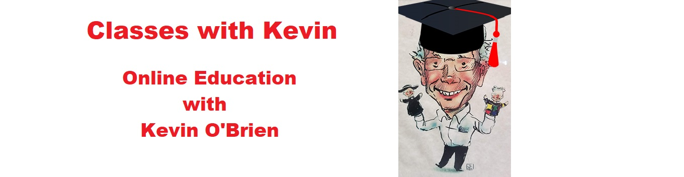 Classes with Kevin