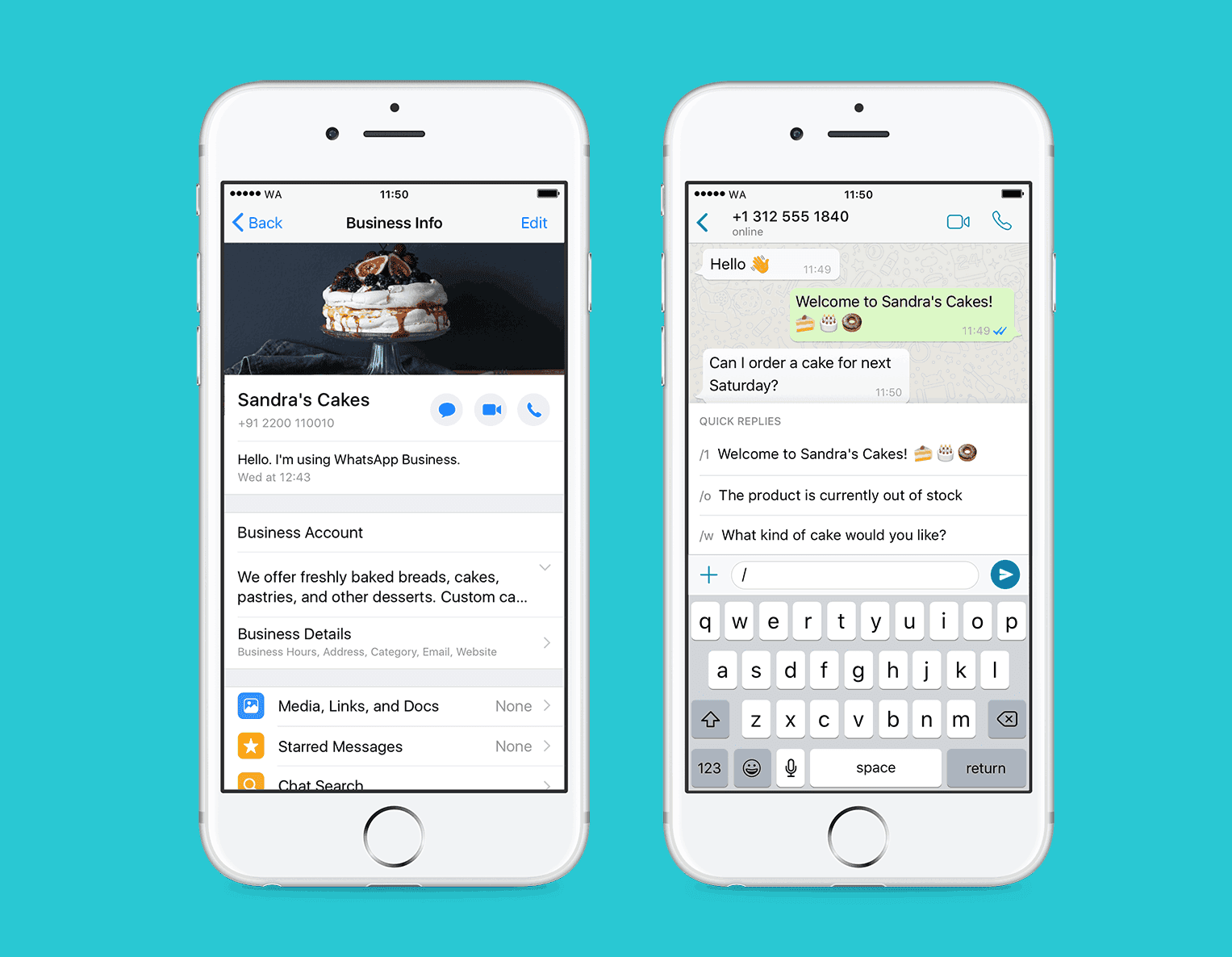 Whatsapp Bringing the its Business App To iPhone users