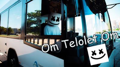"Remix ""Om Telolet Om"" Karya DJ Internasional"