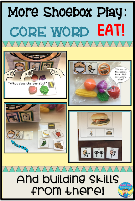 Tips for how to teach core vocabulary across multiple skill areas.