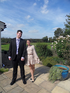 In which I go to a wedding & do some sailing…